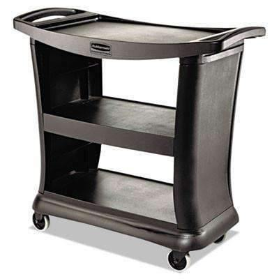 Janitorial SuperstoreRCP9T6800 - Rubbermaid 9T68 Executive Service Cart