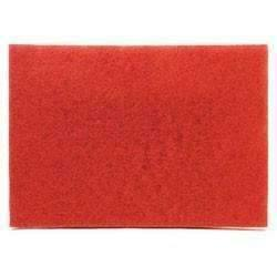 Janitorial Superstore14X20 3M RED FLOOR PAD