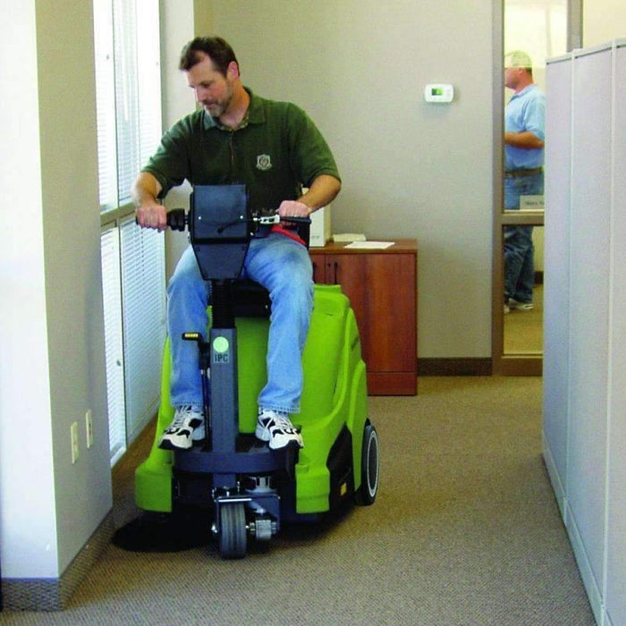 IPC Eagle IPC Eagle 512 Vacuum Rider Sweeper (Free Shipping) - Janitorial Superstore
