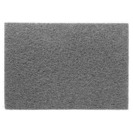 Janitorial Superstore3M 20x14 Stripping Pad, 20 In x 14 In, Black