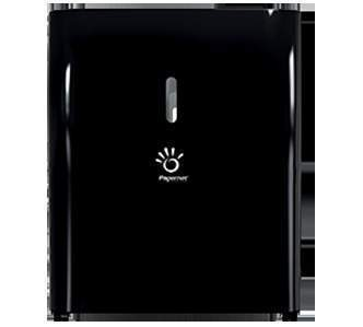 Confidence 410252 No-Touch Electronic Roll Towel Dispenser, Smoke