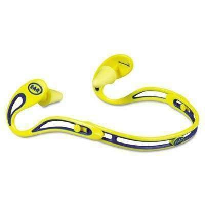 E·A·R™ E·A·R Swerve Banded Hearing Protector, Corded, Yellow (11776692620)