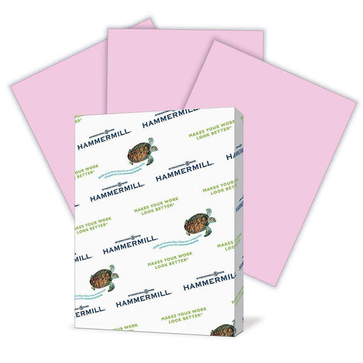Janitorial SuperstoreHAMMERMILL/HP EVERYDAY PAPERS Colors Print Paper, 20lb, 8 1/2 x 11, Lilac, 500/RM