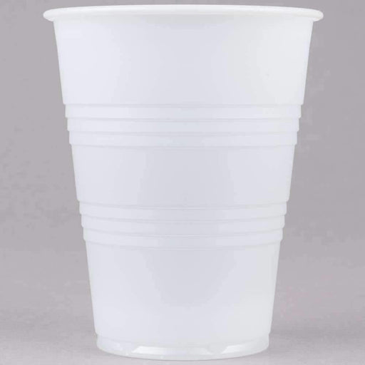 Janitorial Superstore Dart Y7 Conex Galaxy 7 oz. Translucent Plastic Cold Cup - 2500/Case - Janitorial Superstore