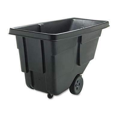 Janitorial Superstore Rubbermaid Commercial Tilt Truck RCP 9T1700 BLA - Janitorial Superstore