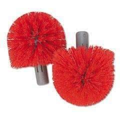 Janitorial SuperstoreUNGER Replacement Heads for Ergo Toilet-Bowl-Brush System, 2/Pack