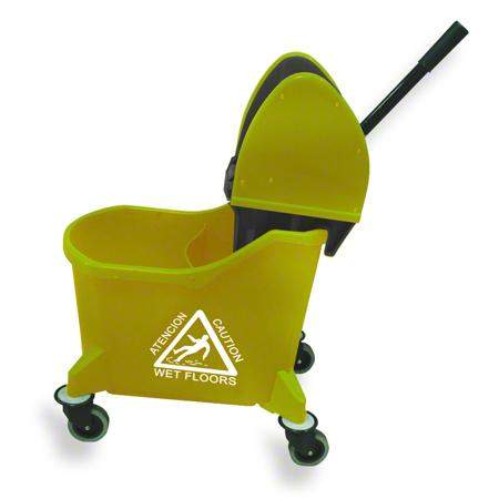 abcoAbco Dual-Cavity Bucket/Downpress Wringer Mopping System