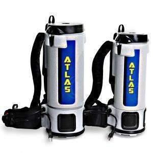 EDIC Atlas 6QT Backpack Vacuum W/Standard Tool Kit, 601TV (Free Shipping) (8861186316)