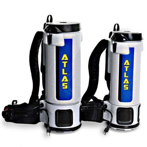 EDIC Atlas 1001TV-H 10QT HEPA Backpack Vacuum W/Standard Tool Kit (Free Shipping) (8861208204)