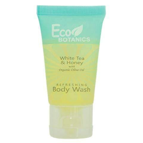 Eco Botanics Eco Botanics Body Wash, .85oz Tube, 100 Pack - Janitorial Superstore