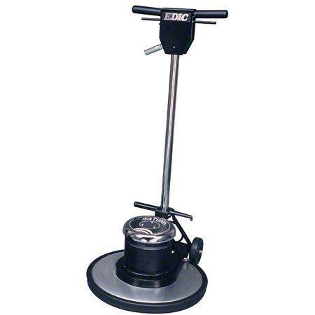 EDICEDIC 20DS3-BK-SV Saturn Dual Speed Floor Machine Black (Free Shipping)