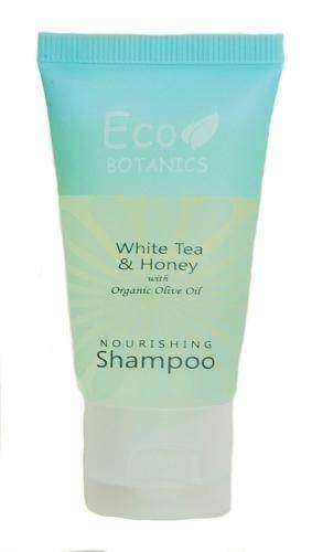 Eco Botanics Eco Botanics Shampoo, .85oz Tube, 300 Case - Janitorial Superstore