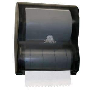 EmpressEmpress Dispenser Towel Smoke Mechanical Hands free (Fits 10 Roll Only)