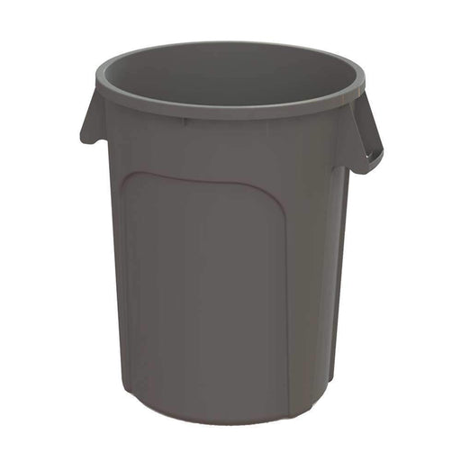 ImpactImpact 32 Gallon Value Plus Gray Trash Can