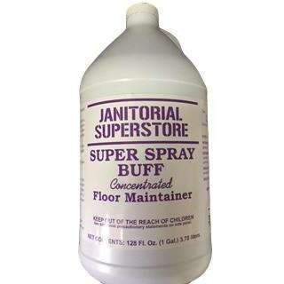 Janitorial Superstore JSS Super Spray Buff (Concentrated) - Janitorial Superstore