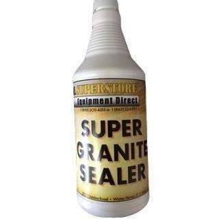 Janitorial SuperstoreJSS Super Granite Sealer