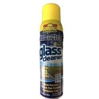 Simoniz VisionClear Glass Cleaner, 19 oz Can (7368790854)