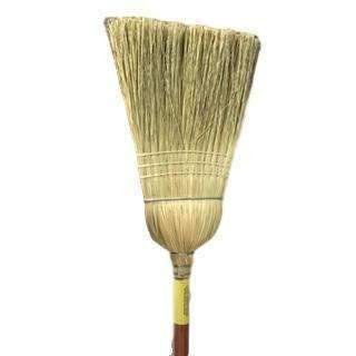 Janitorial SuperstoreWarehouse Whisk Broom with Wood Handle