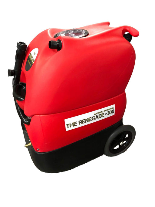 Janitorial Superstore JSS The Renegade-1200H Carpet/Tile Cleaning Machine, Wand/Hose Package (Free Shipping) - Janitorial Superstore