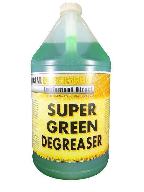 Janitorial Superstore JSS Super Green Degreaser (Concentrated) - Janitorial Superstore