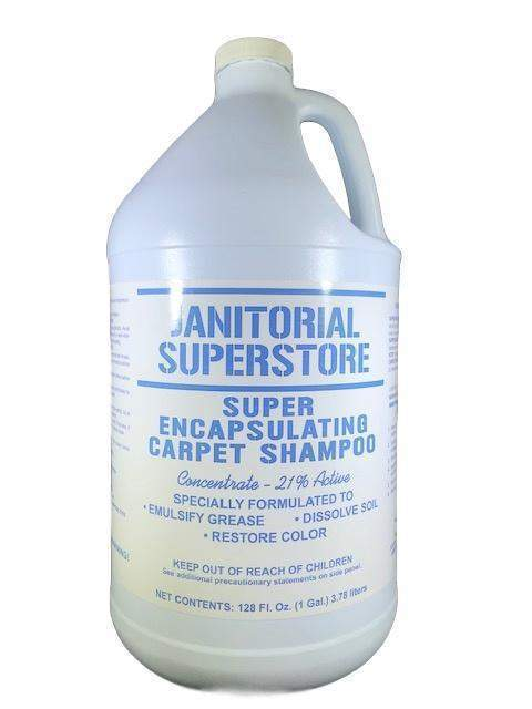 Janitorial SuperstoreJSS Super Encapsulation Carpet Shampoo (Concentrated)