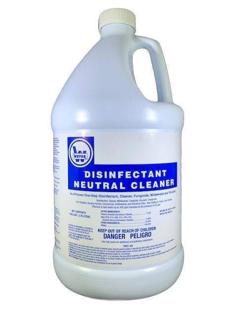 Wepak Wepak Disinfectant Hospital Grade Fresh Scented (Concentrated) - Janitorial Superstore