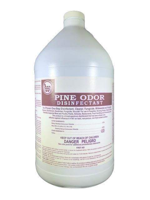 Wepak Wepak Disinfectant Hospital Grade Pine Scented (Concentrated) - Janitorial Superstore