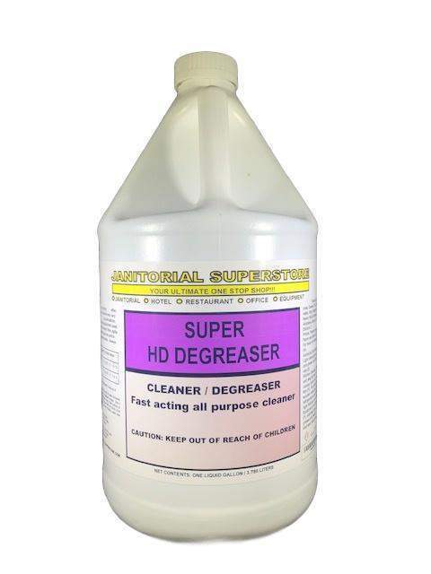 Janitorial Superstore JSS Super H.D. Degreaser, Heavy Duty Degreaser (Concentrated) - Janitorial Superstore