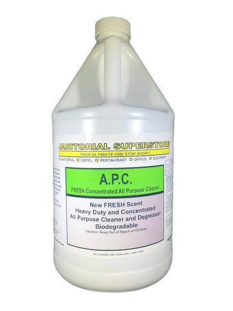 JSS Super All Purpose Cleaner, Fresh Scented (Concentrated) (7371297414)