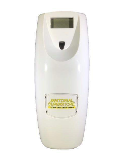 Janitorial Superstore JSS Airoma 3000 Metered Scent Dispenser, Advanced 3 Setting - Janitorial Superstore