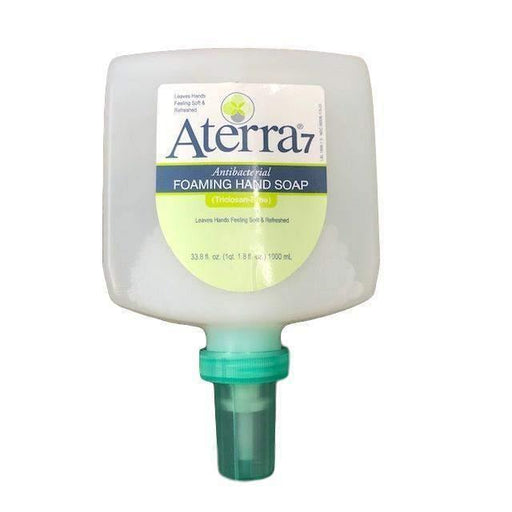 AterraJSS Premium Antibacterial Foaming Hand Soap, 1000ML