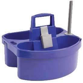 Impact Products Impact 1850 GatorMate Portable Blue Caddy - Janitorial Superstore