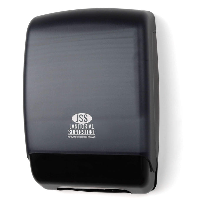 JSS Plastic Multi-Fold/C-Fold Towel Dispenser (Sharp Line) (7324810694)