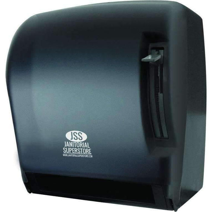 Janitorial SuperstoreJSS Hardwound Pull Down Towel Dispenser (Sharp Line)