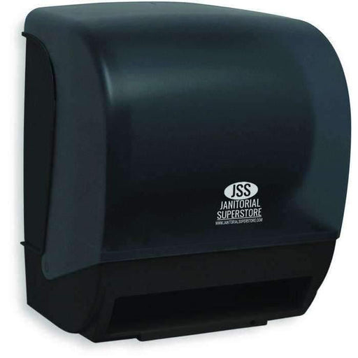 Janitorial SuperstoreJSS Electronic (Automatic) Hands Free Roll Towel Dispenser (Sharp Line)