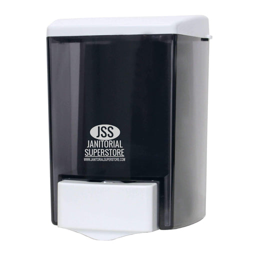 Janitorial Superstore JSS 30 Oz. Soap Pour In Dispenser (Sharp Line) - Janitorial Superstore
