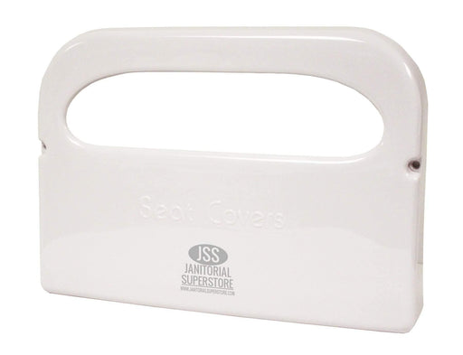 Janitorial SuperstoreJSS Toilet Seat Cover Dispenser White