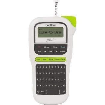 Janitorial Superstore Brother P-Touch® PT-H110 Easy, Portable Label Maker - Janitorial Superstore
