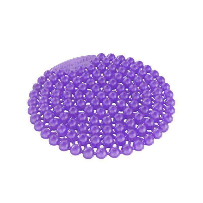 Vectair Wee-Screen 30 Day Lavender & Geranium Scented Bubble Urinal Screens with Splash Protection (WEE-SCRN LAVENDER)
