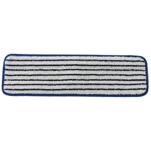 "Janitorial Superstore 18"" MICROFIBER FINISH APPLICATOR Velcro Pad - Janitorial Superstore"