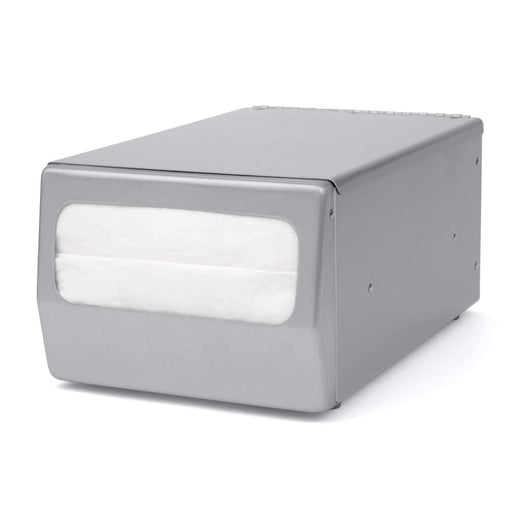 Palmer Fixture Palmer Fixture ND0071 Counter Top Full Fold Napkin Dispenser - Janitorial Superstore