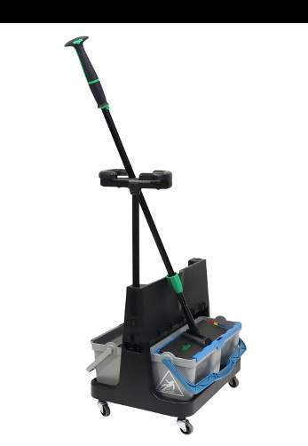 Unger Unger OmniClean Dual Bucket Kit - Janitorial Superstore