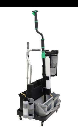 Unger Unger OmniClean Spot Cleaning Kit - Janitorial Superstore