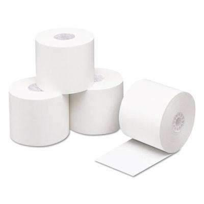 "Janitorial Superstore PM Company® Direct Thermal Printing Thermal Paper Rolls, 2.3ml, 2 1/4"" x 200ft, White, 50/CT - Janitorial Superstore"