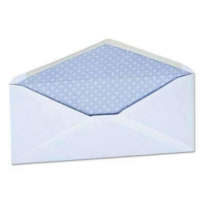 Janitorial SuperstoreSecurity Tinted Business Envelope 500/Box