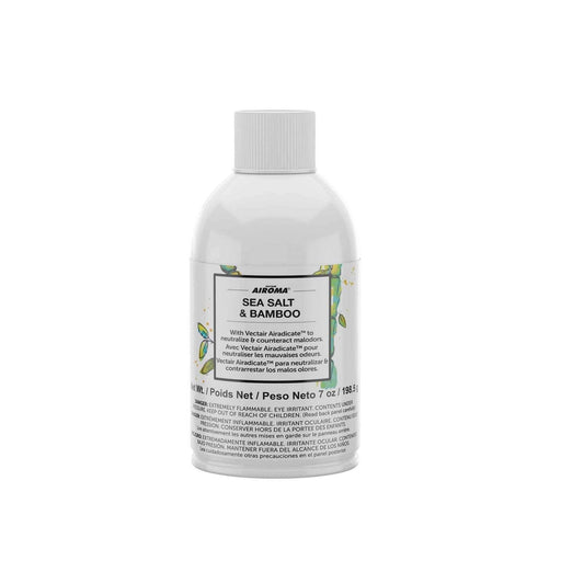 Vectair Airoma 3000 Sea Salt & Bamboo Refill, Metered Sprays (AIROMA-SEA) (3923705430088)