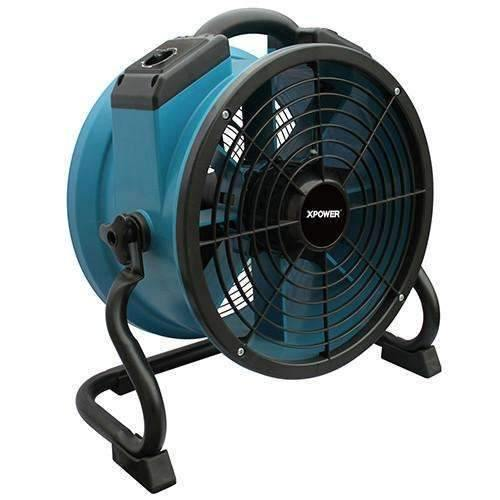XPOWER X-34TR Professional Axial Fan w/ Timer Air Mover (1/4 HP) (Free Shipping) (8828874252)