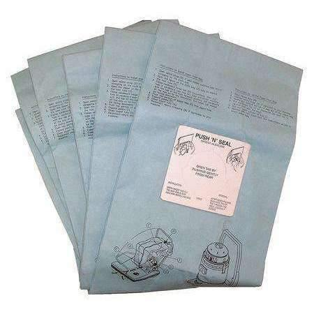 Bissell Wide Disposable Bags 5 bags  #322844 (8195430278)
