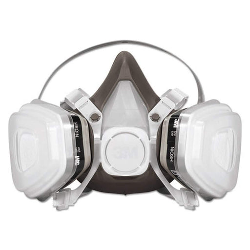 3M3M Half Facepiece Disposable Respirator Assembly