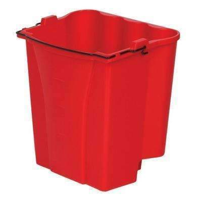 Janitorial SuperstoreRubbermaid Commercial Dirty Water Bucket for Wavebrake Buckets